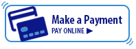 Make your loan payment online navigation showing various debit cards
