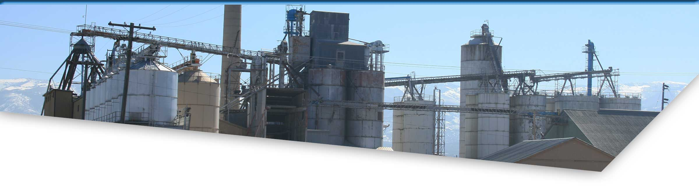 Moroni Feed Company plant