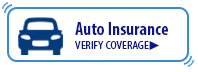 Auto icon button to navigate to verify insurance coverage page