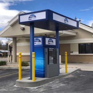 ATM at Moroni Branch